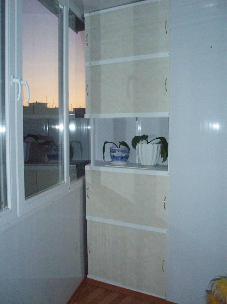 Нужен дешевый шкаф на балкон. - балконы - каталог статей - у.
